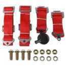 4 point 2 inch seat Belt Harness with cam lock (9)