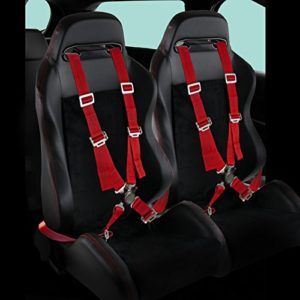 Racing seat belt